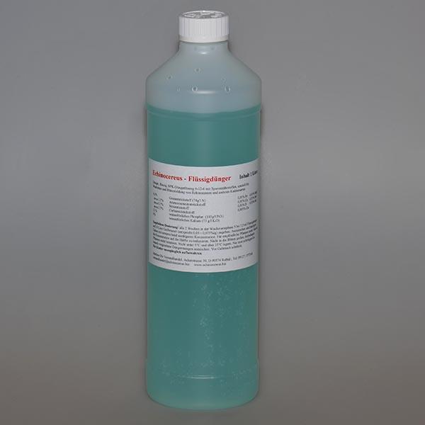 Echinocereus Liquid fertilizer, 1 Liter